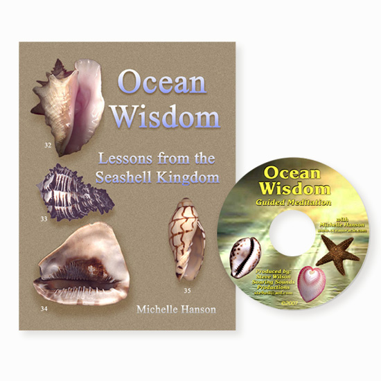 Ocean Wisdom & Seashell Divination Book