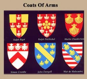 Heraldry & Crests